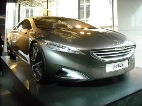 Peugeot HX1 Concept (8)