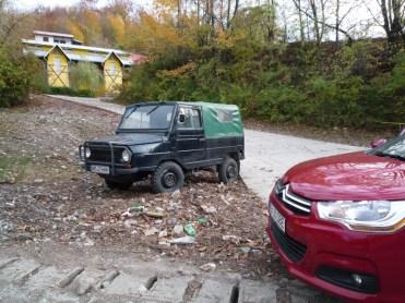 România mașină 10