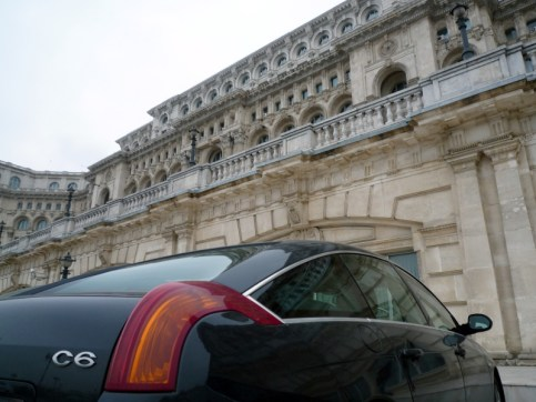 România mașină 14