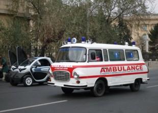 România mașină 20
