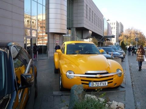 România mașină 28