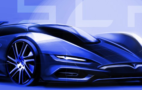 Vision-GT-Tesla