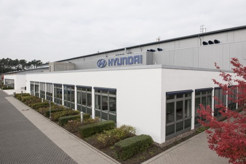 Hyundai Motorsport Facility 2
