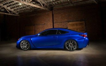 Lexus RC-F 2015.6