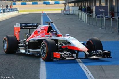 Marussia-MR03-1