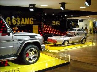 Mercedes Benz Gallery