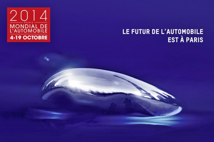 Mondial Paris Affiche