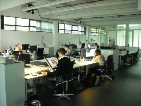 Peugeot Design Lab Bureaux (2)