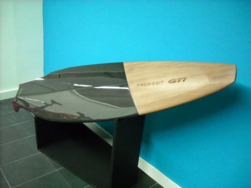 Planche de Surf GTi Peugeot Design Lab (1)