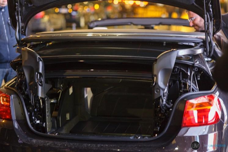 Série 4 Cabriolet BMW Closed Room