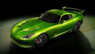 SRT-Viper-Stryker-Green