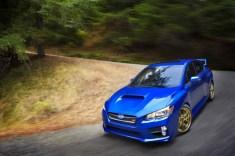 Subaru WRX STI 2015