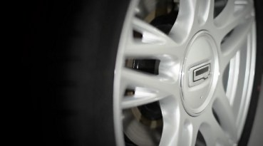 World Premiere Qoros 3 Hatch - wheel