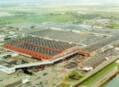 usine de sandouville