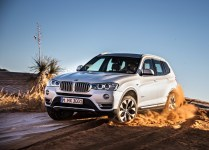 BMW-X3 restylé 2014