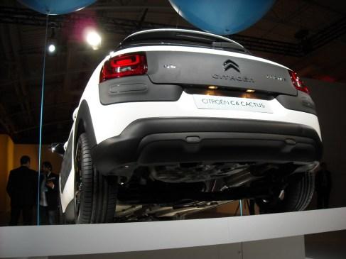 Citroën C4 Cactus Reveal