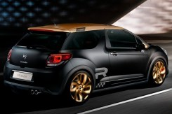 Citroen DS3 Racing MatGold