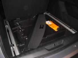 Détails coffre Peugeot 308 SW (2)
