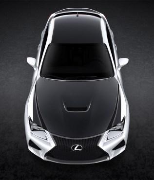 Lexus RC-F Pack Carbon