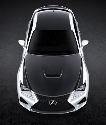 Lexus RC-F Pack Carbon