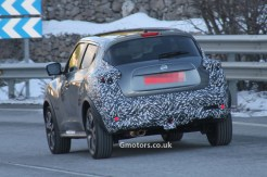 Nissan Juke Spyshots restylé 2014 (3)