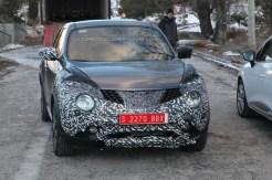 Nissan Juke Spyshots restylé 2014 (7)