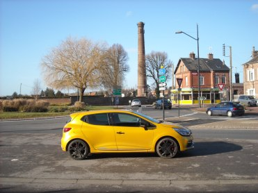 Renault Clio IV RS 200 EDC Châssis Cup (7)