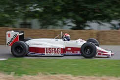 Ross Brawn Arrows A10