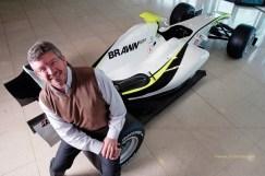 Ross Brawn et Brawn GP