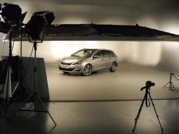 Shooting 308 SW Peugeot (2)