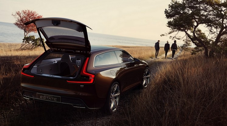 Volvo estate concept.8