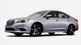 nouvelle Subaru Legacy 2015