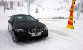 BMW xDrive Tour 2014 par Khalil