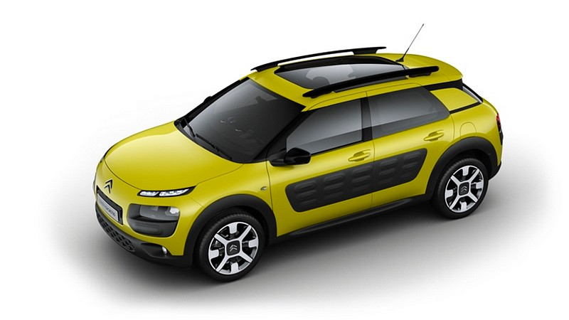 Image result for citroen cactus raison de nom