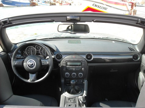 Intérieur Mazda MX-5 (2)