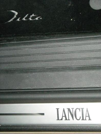 Lancia Delta Intérieur (7)