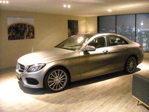 Mercedes Pop Up Store 2014 George V (24)
