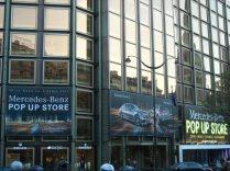 Mercedes Pop Up Store 2014 George V (3)
