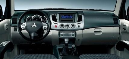 Mitsubishi L200 bicolore