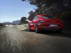 Porsche Boxster & Cayman GTS 2014