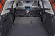 2015 Chevrolet Trax, 2nd Row fold flat seats
