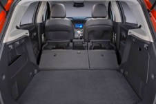 2015 Chevrolet Trax, 2nd Row fold flat seats