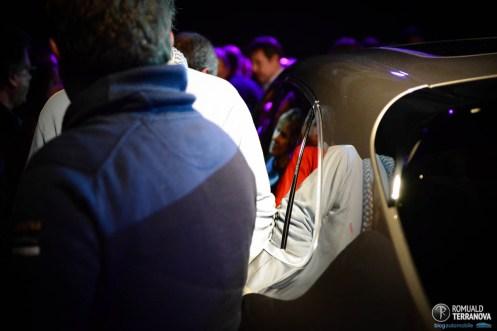Lancement Porsche Macan