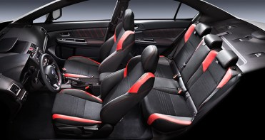 Subaru WRX STI standard