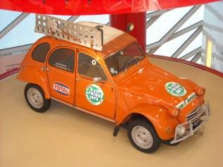 Citroën 2CV Raid Afrique