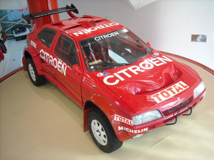 Citroën ZX Grand Raid (1)