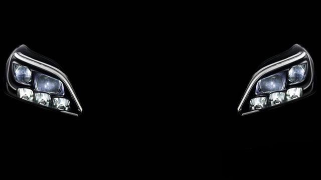 Mercedes CLS phase 2 Teaser