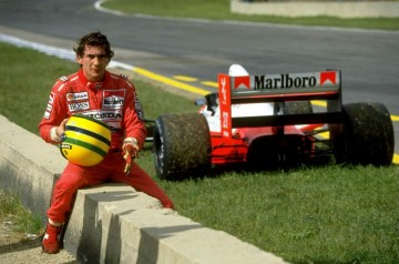 ayrton senna-formule1