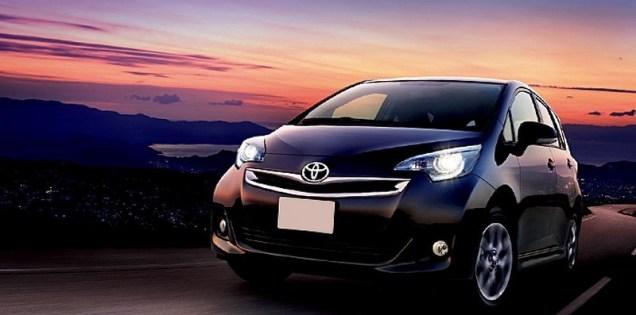 2015 Toyota Verso-S