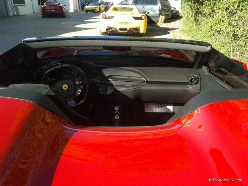 Ferrari F12 TRS
